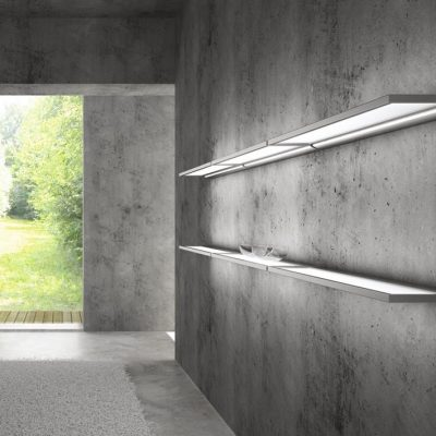 baldas cristal con luz